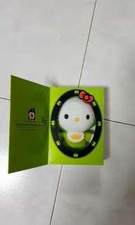 Hello Kitty (frog prince) collectible