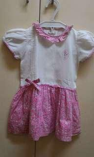 Baby dress 4 for 700