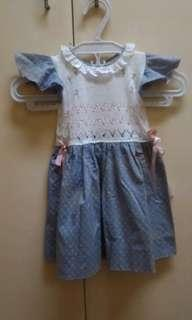 Baby dress 3 for 500