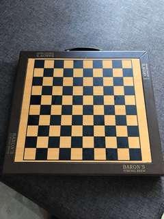 🚚 Baron's Strong Brew Chess Board Set
