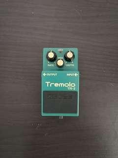 BOSS Tremolo TR-2 Guitar Pedal