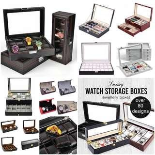 🚚 WatchBox Watch Storage Case