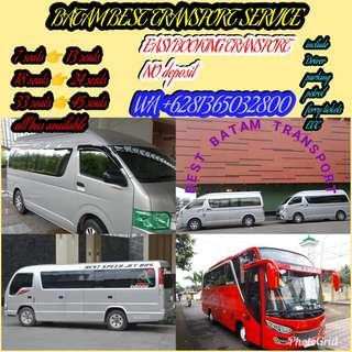 BATAM RENT CARS WITH DRIVER