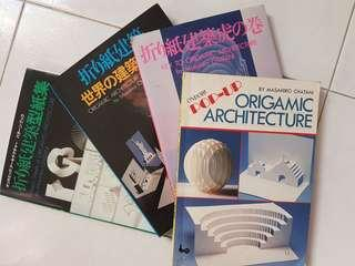 Pop- up origamic architecture