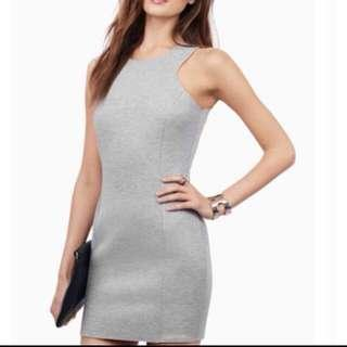 Tobi Grey Bodycon Dress