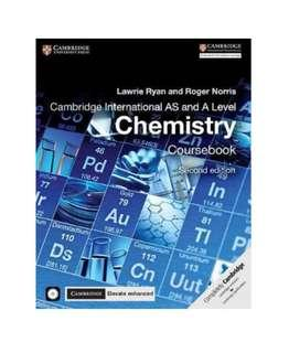 [Ebook] Cambridge International AS and A Level Chemistry Second Edition Coursebook [PDF]