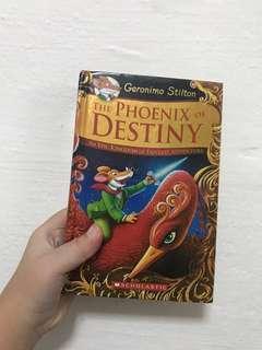 Geronimo Stilton The Phoenix Of Destiny
