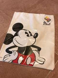 Bossini Mickey 米奇 90 週年袋