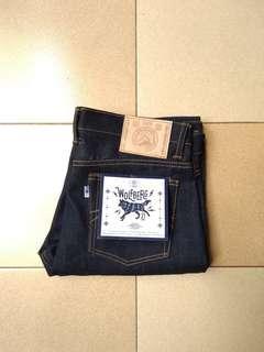 Sage Jeans Wolfberg 21oz Size 38