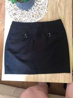 HOT options Black Skirt