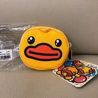 全新 b.duck 散紙包