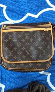 Lv Bostere Sling bag Unisex Original