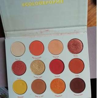 colourpop yes please palette