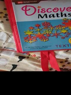 Used Maths books to give away