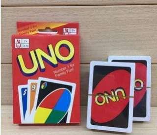 Uno Cards (Min 5pkts)