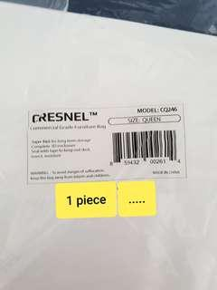 Mattress Bag - Cresnel x 1 -Queen size