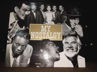'MY NOSTALGY' CD Collection (Japan Press)