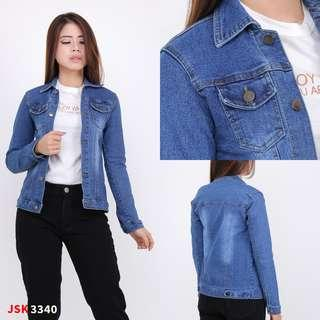 Jaket Jeans JSK 3340 UK:M,L,XL