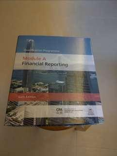 HKICPA - Financial Reporting Learning pack 6 edition #sellfaster