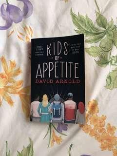 ✨ Kids of Appetite