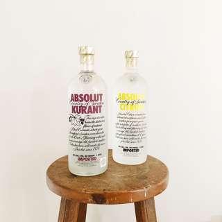 ABSOLUT Kurrant & Citron