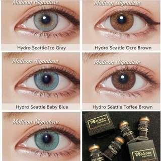 Hydrocor Contact Lens