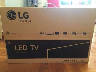 22吋LG LED電視