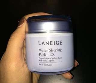 Laneige Water Sleeping Mask 50%