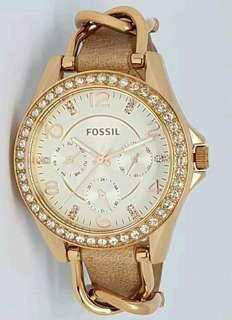 US Bougt Authentic Original Fossil ES3466 womens ladies watch