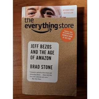 The Everything Store: Jeff Bezos and the Age of Amazon [Mass Market]