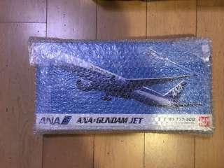 日本 高達 Gundam  base 全日空 ANA 台場 東京 飛機 限定 Rx 78