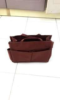 Canvas inner bag