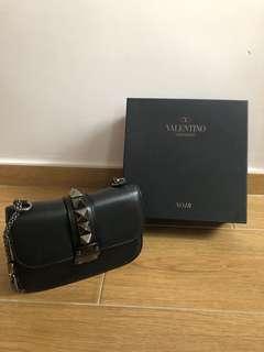 Valentino Garavani small lock shoulder bag