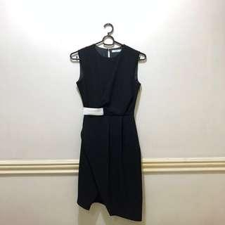 Originally 4k! MANGO Black Dress