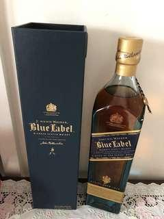 Johnny Walker Blue Label Whisky