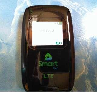 smartbro lte pocket wifi