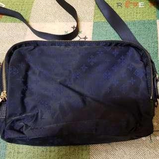 🚚 Russet藍黑色尼龍包(日本購入)
