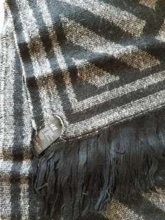 H&M 頸巾