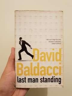 David Baldacci - Last Man Standing