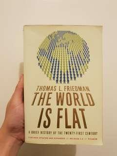 Thomas Friedman - The World is Flat (expanded edition)
