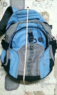 Backpack TYR 藍灰色背囊
