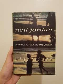 Neil Jordan - Nightlines (hardbound)