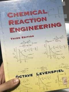 Chemical Reaction Engineering 3rd Edition Octave Levenspiel