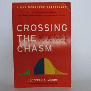 Crossing the Chasm - Revised Edition by Geoffrey A. Moore