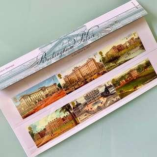 Buckingham Palace Stamps 2014 (6 x 1st)