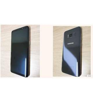 Samsung S8 64GB (附:原廠無線充電板)