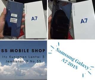 Promo Bunga Bisa 0% Samsung Galaxy A7 2018 4/64GB Kredit