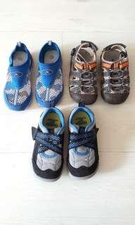 Bundle of 3 Pre-owned Shoes for Boys