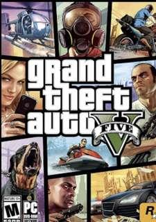 Grand Theft Auto 5 on PS4