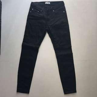 Zara Woman Black Jeans